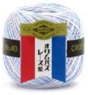 オリムパス レース糸 金票40番(ミックス)10g玉巻 3玉入 M12 【人気 おすすめ 通販パーク】