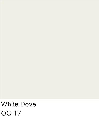 Benjamin Moore OC-17 White Dove 4oz. Paint Sample   Amazon