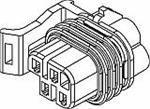 Automotive Connectors 4P FM CREAM CON 14AMPS ASY MP Popular products Max 65% OFF SERIES 150