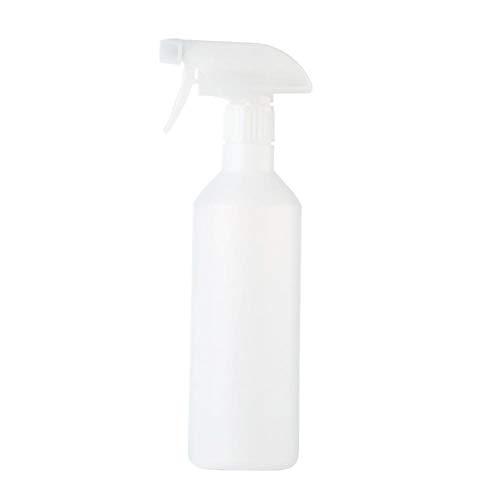Gespout para Alcohol Transparent Botella de Spray para pistola Kao Juego de botellas portátiles de nebulización multiusos para desinfectante de Manos y Alcohol