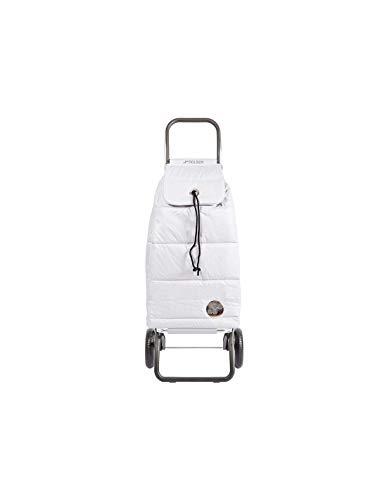 Rolser Carro Pack Polar 2 Ruedas Plegable - Plata