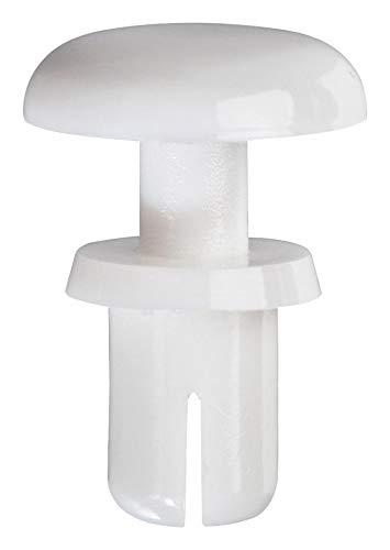 TRSR4070W - Rivet Snap store Nylon Mounting 12. 4.2mm Tucson Mall Diameter 6.6