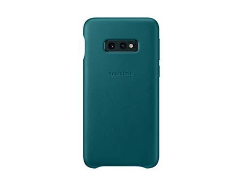Samsung EF-VG970LGEGWW Custodia in Pelle per S10 E, Verde