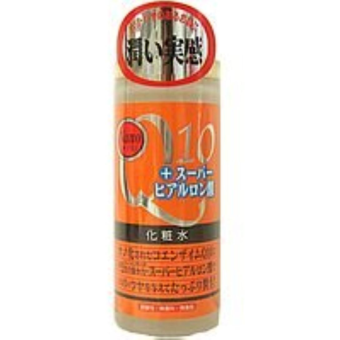 喜ぶ食用ぜいたくHADARIKI コエンザイムQ10&スーパーヒアルロン酸 化粧水 120ml