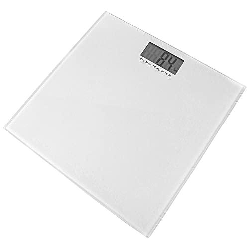 Mobiclinic, Balanza electrónica de baño, Medición del pes