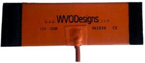 Fuel Filter Heater Wrap 100W 12VDC