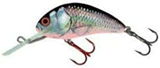 """Salmo Hornet Floating 3 Lure H3F-SBR Silver Black Red 1 3/8"""" 1/16 oz Mad Action"""