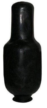 Preisvergleich Produktbild 100-150 Liter Membrane (gestuft) für Druckkessel aus EPDM (Anschlussflansch 110 mm / 80 mm)