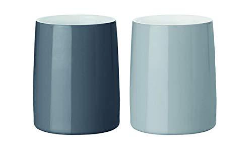 Stelton Emma, 0,2 l, 2 Stck-grau Thermobeche, Glas, 17 x 9 x 11 cm