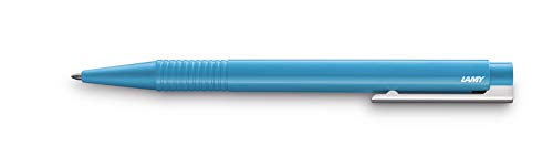 Lamy Logo Kugelschreiber, Sonderausgabe, Pazifikblau