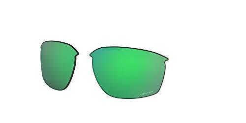 Oakley AOO9414LS Sliver Edge Sport Replacement Sunglass Lenses, Prizm Jade Iridium, 63 mm