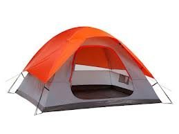 Embark Four 4 Person Tent -- Color: Orange