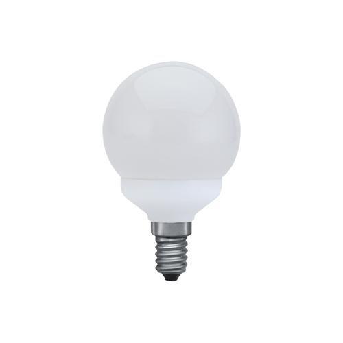 Paulmann éclairage Ampoule à économie d'énergie Mini Globe 60 11 W E14, Blanc, 20 x 20 x 30 cm, 88311