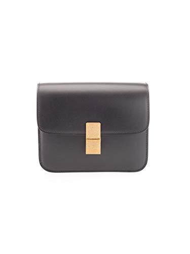 Céline Luxury Fashion Donna 192523DLS38NO Nero Pelle Borsa A Spalla | Autunno-inverno 20