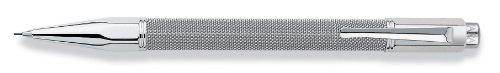 Caran d'Ache Varius Mechanical Pencil, Ivanhoe Silver-Plated 0.7 (4460.014)