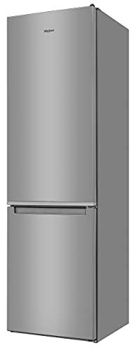 Whirlpool W7 931A OX frigorifero con congelatore Libera installazione Acciaio inossidabile 368 L A+++