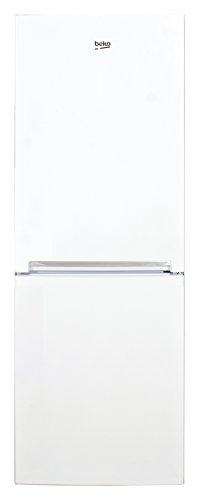 Beko RCSA210K30WN - Frigorifero con 2 cassetti congelatori, 38 dB/A/P x 135,8 x 54 x 60 cm