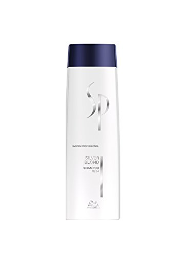 Wella SP Silver Blond Shampoo, 250 ml