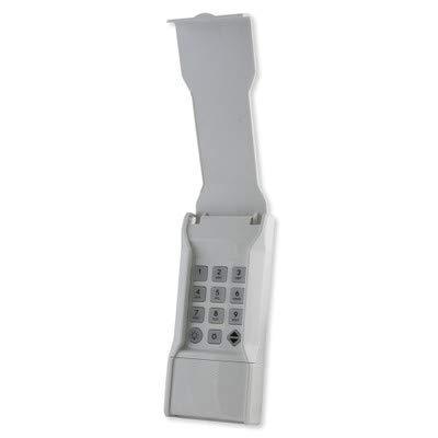 Wireless Keypad Linear LPWKP Replaces MDTK MegaCode Garage Door Remote Control 10014578-01