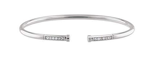 Tommy Hilfiger Jewelry Damen Manschetten Armbänder Edelstahl - 2780250