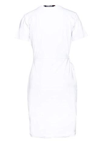 HUGO Damen Kleid Nineria Weiß L