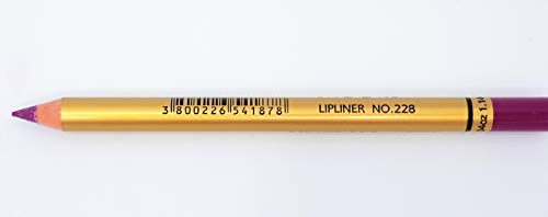 Brooklin Lipliner Bleistift Fuchsia 228 Wasserdicht Langlebig