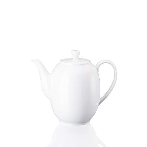 Arzberg Form 1382 Kaffeekanne / 6 Personen, Kaffee Kanne, Porzellankanne, White, Porzellan, 1.45 L, 41382-800001-14030