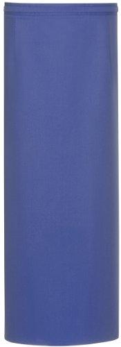 GREIFF Bistroschürze kochfest mit Überbreite und eingearbeitetem Knopfloch, 125 cm x 100 cm, Abnäher (königsblau)