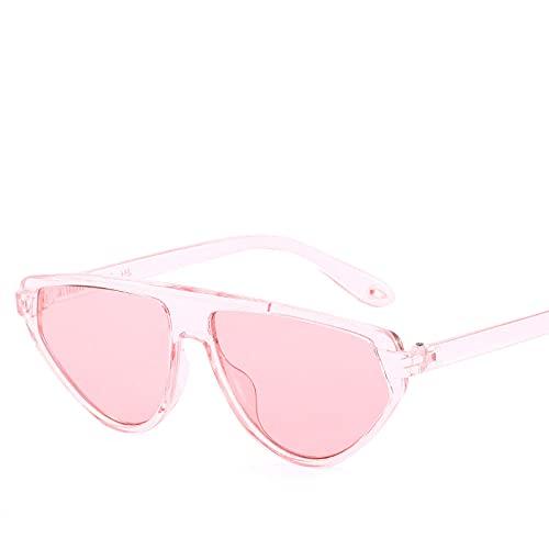 FJCY Moda triángulo Ojo de Gato TF Gafas de Sol para Mujer Marca Retro de Lujo Ojo de Gato Gafas de Sol para Mujer Retro-6-Jh18001-C4