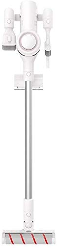 Aspiradora de palanca, aspiradora de palos inalámbricos de hasta 60 minutos, 20kpa potente succión con batería recargable, diseño 2 en 1, para pisos, alfombras kyman
