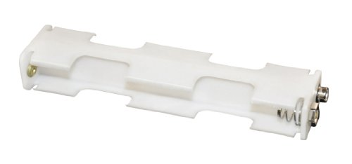 Battery Holder blanc pour Electrovision cellules 4xAA F006