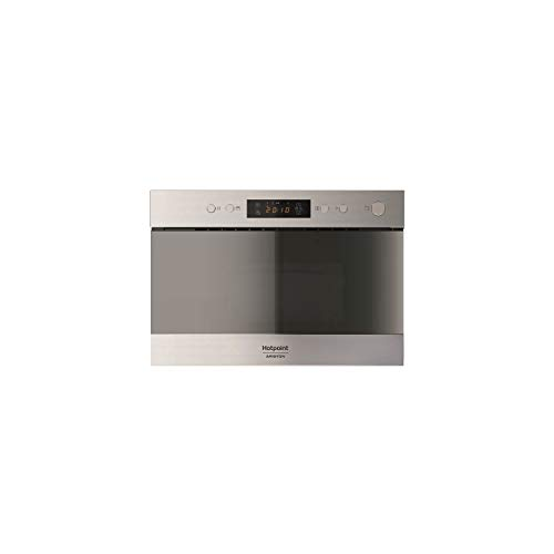 Micro ondes Encastrable Hotpoint Ariston MN212IXHA - Micro-Ondes Integrable Inox - 22 litres - 750 W