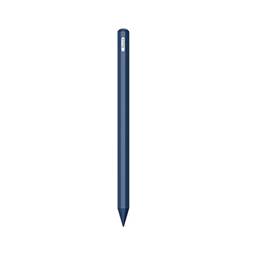 ATATMOUNT Silicone Case for Apple Pencil 2nd Generation Protective Sleeve iPencil 2 Grip Skin Cover Holder for iPad Pro 11 12.9inch 2018