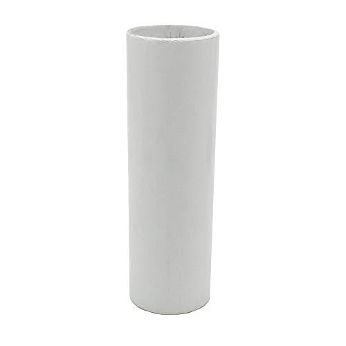 E14, kaarsenhuls wit karton, binnendiameter ø27 mm gelakt inhoud huls lengte 100 mm hoogwaardige kwaliteit!