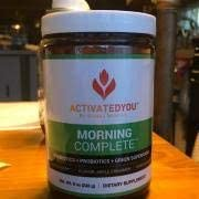 Activated You Morning Complete 8 Ounces product image
