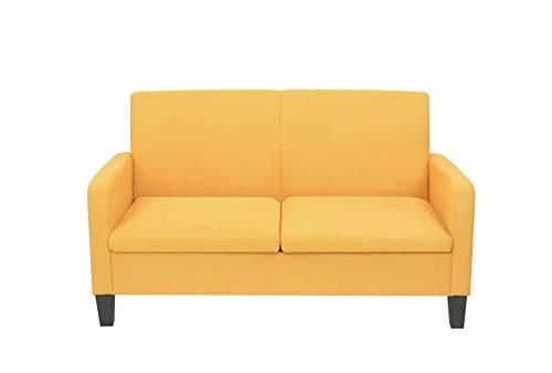 Zerone Sofá cama esquinero de 2 plazas, sofá cama de 2 pla