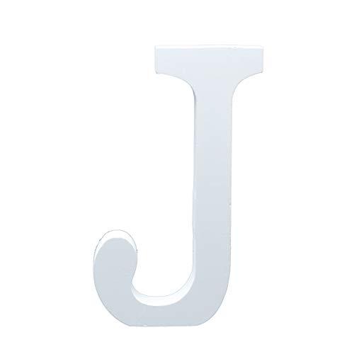 Besch Letras de Madera mayúscula Decorativa 15cm (J)