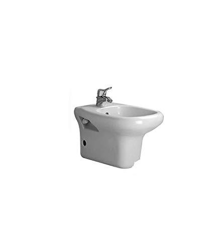 Ideal Standard - Bidet monoforo sospeso Tesi Classic Art.R373961 - Bianco, Monoforo, A Magazzino