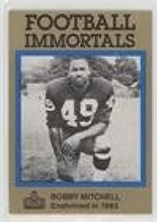 Bobby Mitchell (Football Card) 1985-88 Football Immortals - [Base] #84