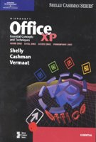Microsoft Office Xp: Essential Concepts and Techniques : Words 2002, Excel 2002, Access 2002, Powerpoint 2002 (Shelly Cashman Series)