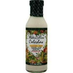 Walden Farms Caloried Free Dressing Coleslaw - 12 fl oz
