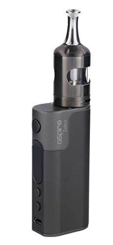 Aspire Zelos 2.0 E-Zigaretten Set - 50 Watt - 2500mAh Akku - 2,6ml Tank - Farbe: grau