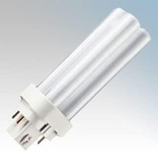 10 x Osram 18W Dulux D/E 4-Pin 830 [3000K] Warm White Colour