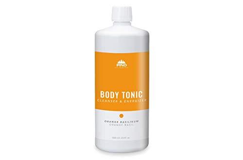 PINO Liquiderma® Einreibung Orange Basilikum 1.000 ml (Grundpreis 19,99 Euro/ 1 Liter)