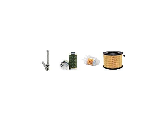 Hatz 1B30 Motor Filter Service Kit