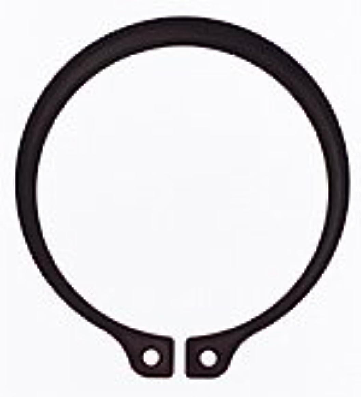 義務地域のロードされたC形止め輪 S(軸用) S-68(5個)