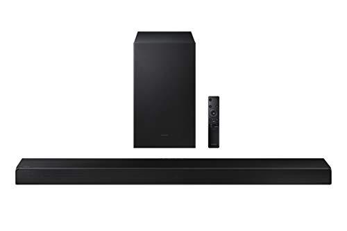 Samsung HW-A450/ZA 2.1ch Soundbar with Dolby Audio (2021) , Black