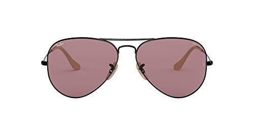 Ray-Ban 0RB3025 Gafas de sol, Balck, 57 para Hombre