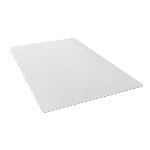 "Amazon Basics Polycarbonate Anti-Slip Chair Mat For Hard Floors - 47"" x 59"""