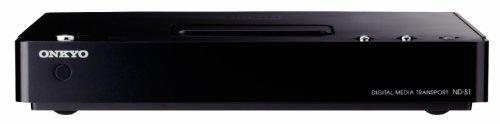 ONKYO ND-S1B Dockingstation (iPod Touch, iPod Classic, iPod, iPod Nano, AC 100-240 V, 3,5 W, Schwarz, 530 g, 1,7 kg)